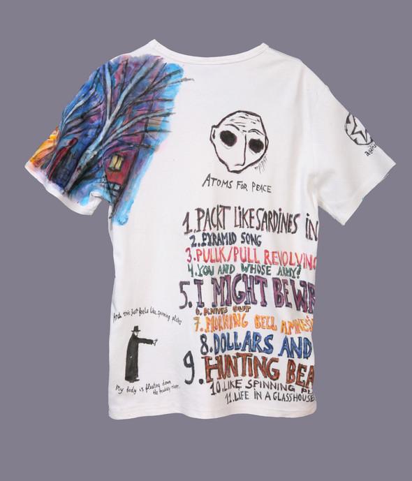 Новый взгляд на футболки: NIKSMADE. Изображение № 8.