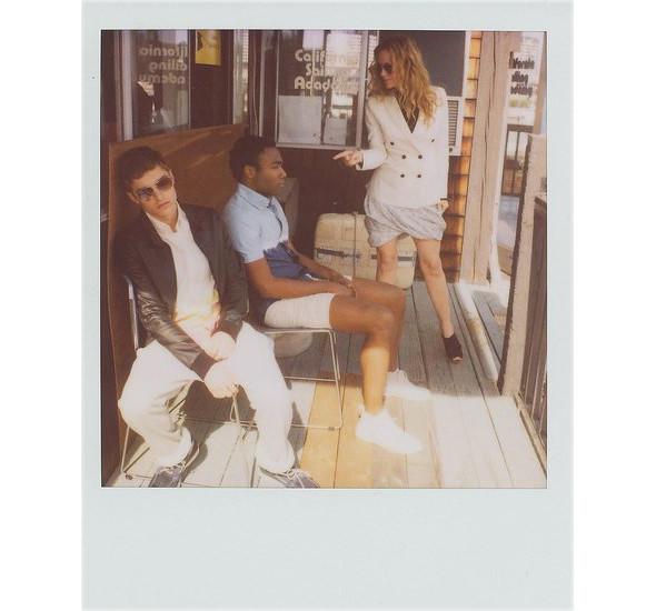 Лукбук: Скот Штепенберг любит Polaroid. Изображение № 13.
