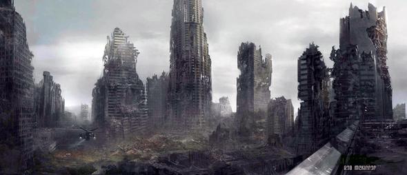 Terminator Salvation – Сoncept Art. Изображение № 3.
