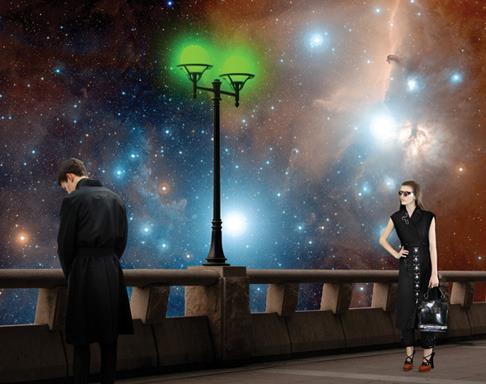 Новый лукбук Prada Real Fantasies посвящен космосу. Изображение № 20.