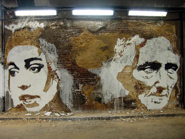 Стрит-арт в Лондоне. Изображение № 9.