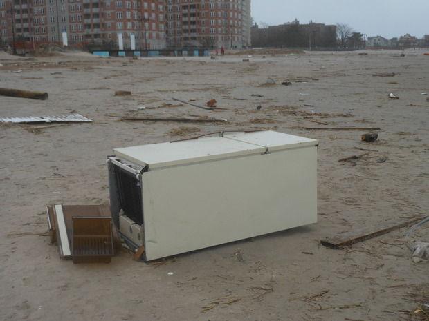 Эгоистические заметки о том, как я повстречался с супер-ураганом Сэнди. Изображение № 8.