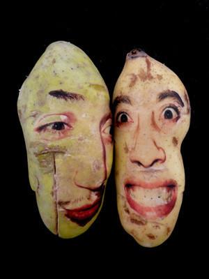 Картофельные портреты. Изображение № 12.
