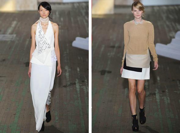 Показы на неделе моды в Нью-Йорке: мнения. Изображение № 9.