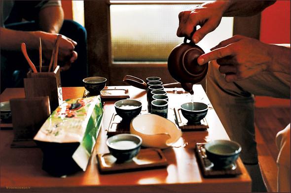 Секреты чайной церемонии для европейца. Изображение № 4.
