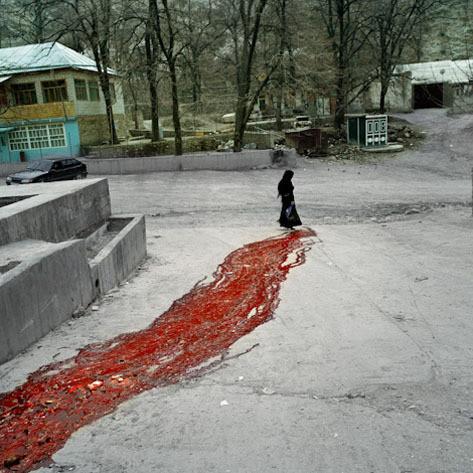 Изображение 8. Победитель World Press Photo. Документируя чеченский конфликт.. Изображение № 3.