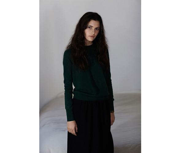 Лукбуки: Chloë Sevigny for Opening Ceremony, Louis Vuitton и Lou. Изображение № 46.