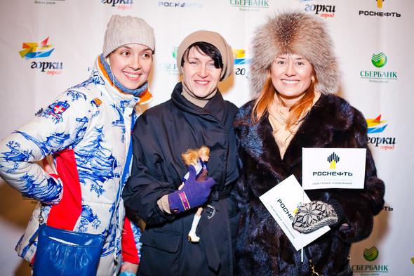 Открытие зимнего сезона на катке «Горки-Город» на Патриарших прудах. Изображение № 7.