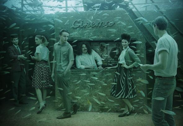 Подводная повседневная жизнь. Изображение №3.