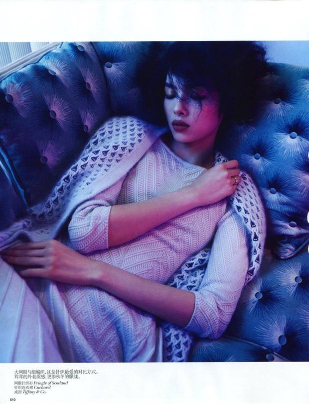 Новые съемки Dazed & Confused, Vogue, Pop и Madame Figaro. Изображение № 5.