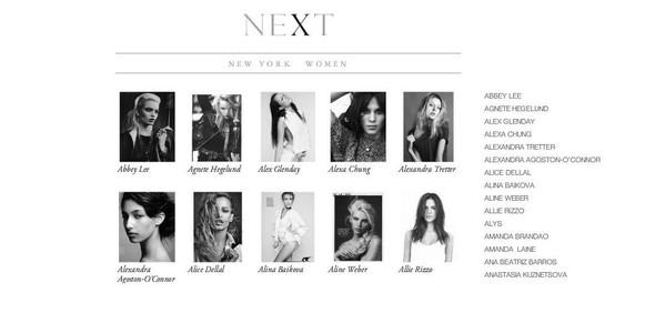Топ-5 женских модельных агентств Нью-Йорка. Изображение № 3.