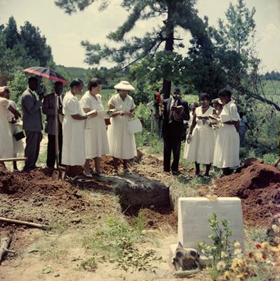 Белый против черного: Расовая сегрегация в Америке 50-х. Изображение № 10.