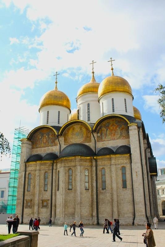 Интересные места России - Московский Кремль. Изображение № 4.