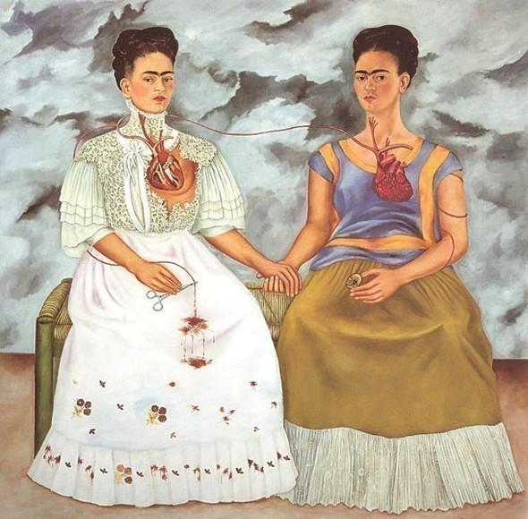 Фрида Кало (Frida Kahlo). Изображение № 11.