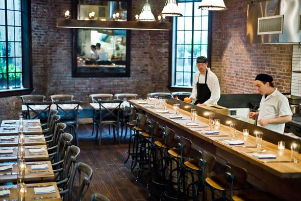 Место есть: Новые рестораны в главных городах мира. Изображение № 26.