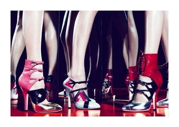 Изображение 49. Рекламные кампании: Celine, Marc Jacobs, Miu Miu и другие.. Изображение № 55.