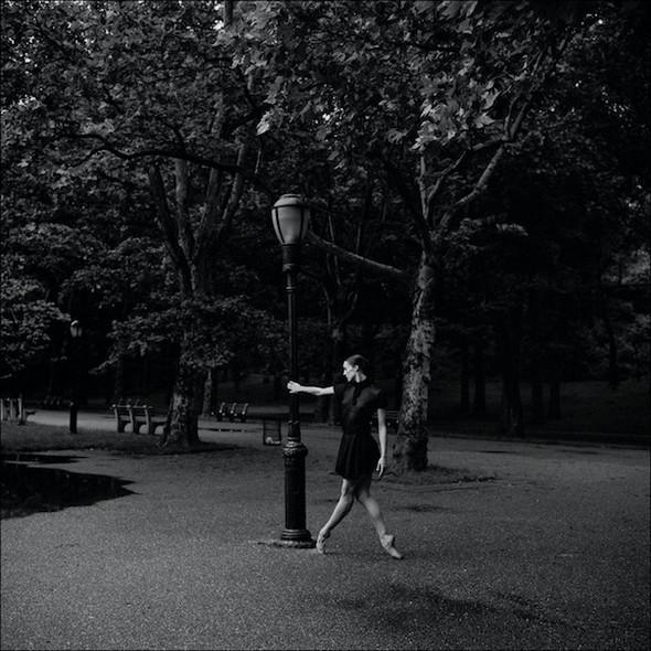 Изображение 4. Проект «Нью-Йоркская балерина».. Изображение № 4.