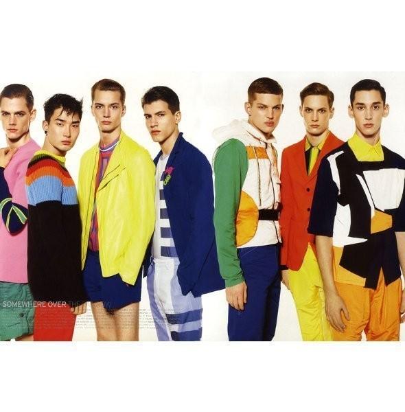 Изображение 14. Мужские съемки: GQ, Vogue Hommes и другие.. Изображение № 11.