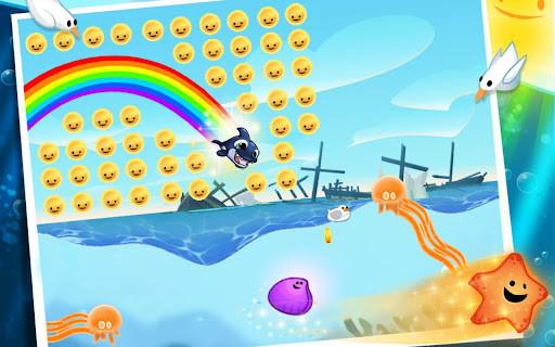"""!Обзор! красочная """"Run"""" игра Sea Stars. Изображение № 1."""