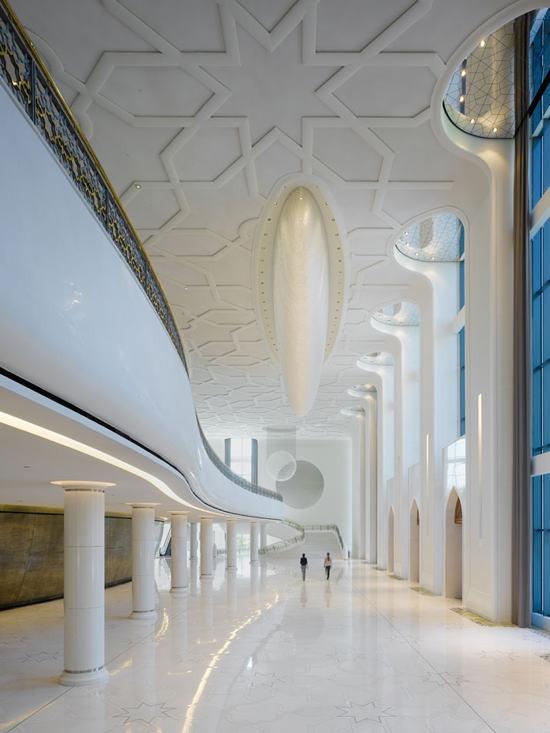 ПРОЕКТ: Дворец в Ташкенте. «Международный дом форумов». Изображение № 11.