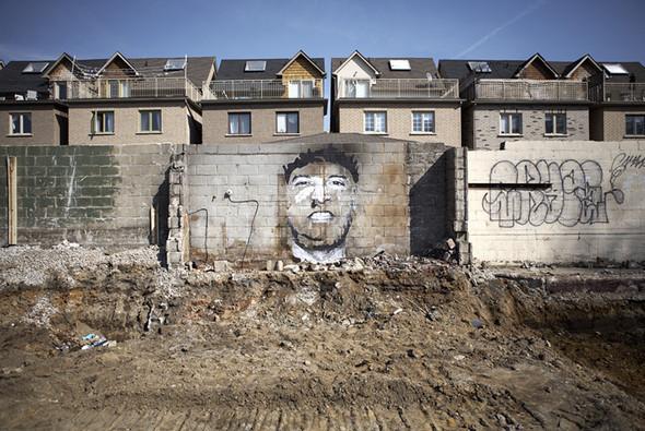 «Лица города» - арт-проект дизайнера Fauxreel. Изображение № 15.