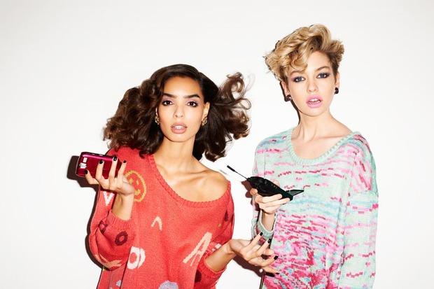 Новые кампании Gap, H&M, Missoni, Wrangler и Neiman Marcus. Изображение №29.
