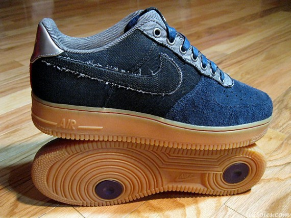 Nike Air Force 1 Bespoke Bone Rack by Jason Curtin. Изображение № 11.
