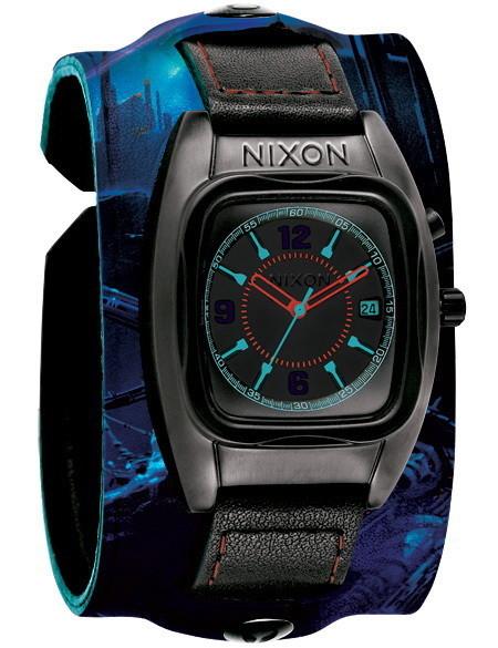 Дизайнерские модели часов Nixon отBoris Vallejo. Изображение № 3.