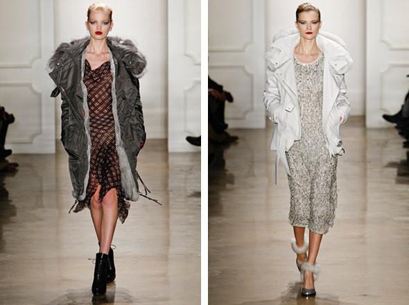 Изображение 2. Показы на неделе моды в Нью-Йорке: мнения.. Изображение № 2.