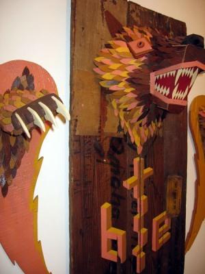 AJFosik деревянные фракталы. Изображение № 9.