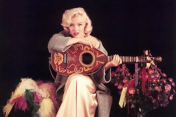 Изображение 66. Marilyn Monroe, pin-up girl.. Изображение № 64.