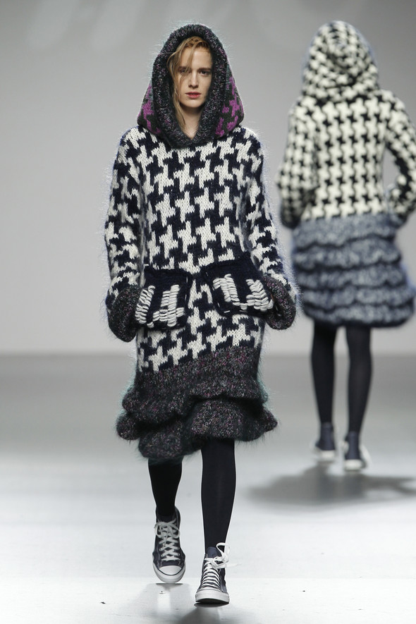 Madrid Fashion Week A/W 2012: Mercedes Castro. Изображение № 16.