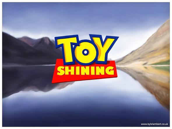«История игрушек» в «Сиянии» Стенли Кубрика. Изображение № 1.