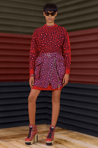 Коллекции Resort 2013: Christopher Kane, Kenzo, See by Chloé и другие. Изображение № 24.