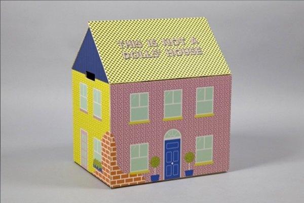 Заха Хадид и 19 других архитекторов создают кукольные домики. Изображение № 4.