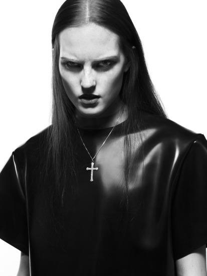 Новые лица: Каролине Бьёрнелюкке, модель. Изображение № 26.