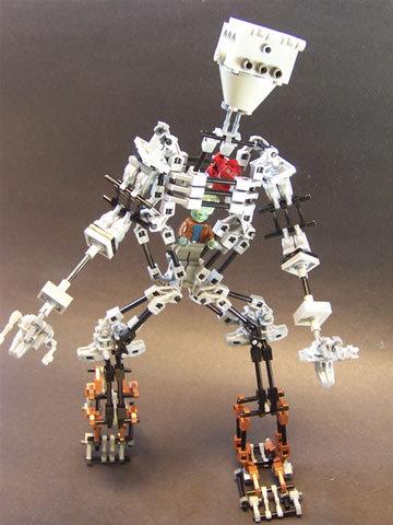 48 креативных LEGO творений. Изображение № 27.