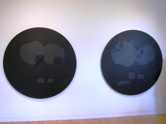 Выставка художника и дизайнера KAWS. Изображение № 15.