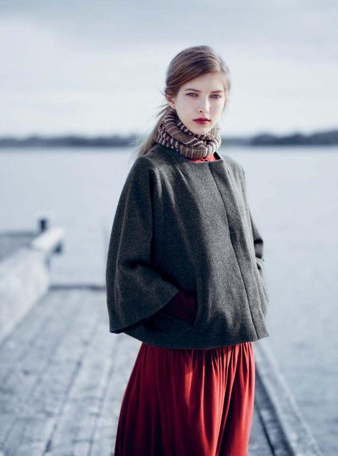 Вышли новые лукбуки Zara, Nasty Gal, Anna October и других марок. Изображение № 49.