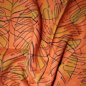 Линум: дизайн  тканей (советы, тренды, рекомендации). Изображение № 16.