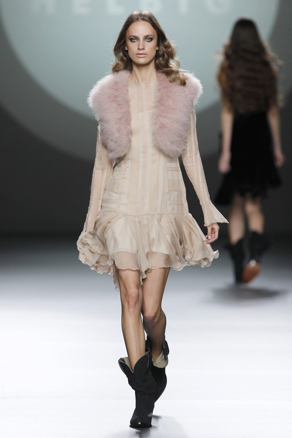 Madrid Fashion Week A/W 2012: Teresa Helbig. Изображение № 21.