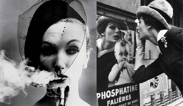 Модная фотография 50х годов. Изображение № 8.