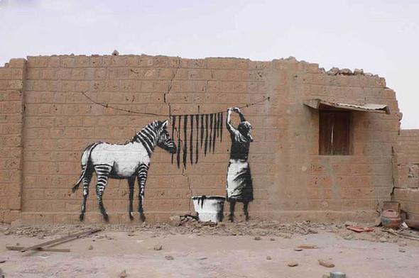 Большая коллекция уличного искусства. Изображение № 35.