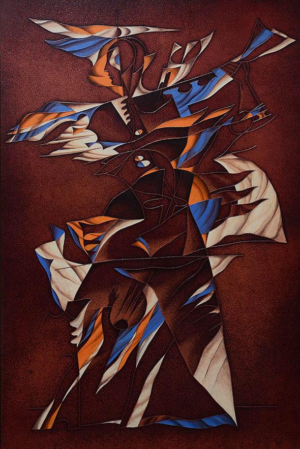 «Великий бомж русского искусства» - художник Павел Никифоров. Изображение № 2.