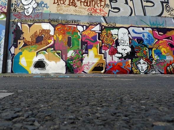 Стрит-арт в Париже. Изображение № 17.