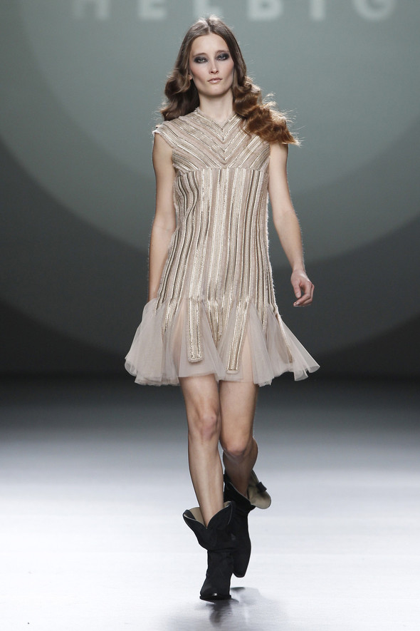 Madrid Fashion Week A/W 2012: Teresa Helbig. Изображение № 18.