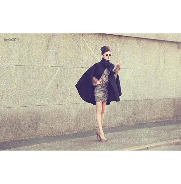 Новые съемки: Vogue, V и другие. Изображение № 29.