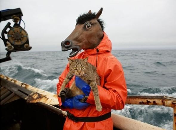 Кори Арнольд - фотограф и профессиональный рыбак.. Изображение № 1.