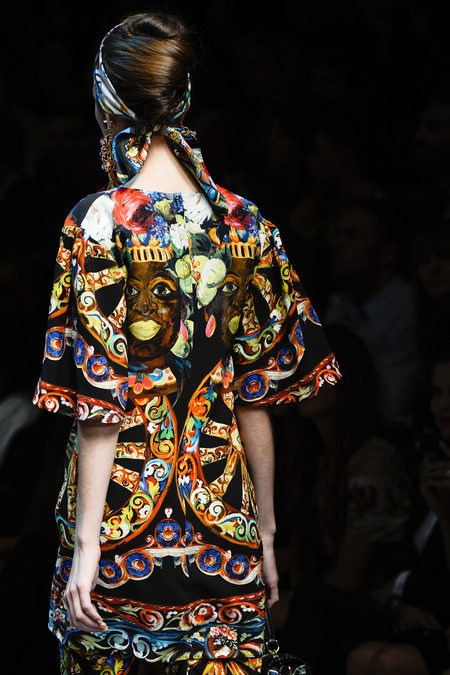 Детали коллекции Dolce & Gabbana SS 2013. Изображение № 3.