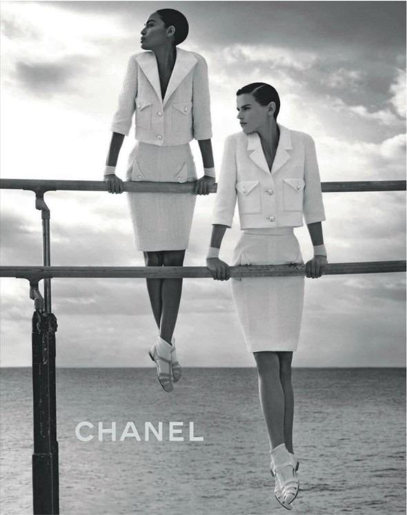 Превью кампании: Chanel SS 2012. Изображение № 1.
